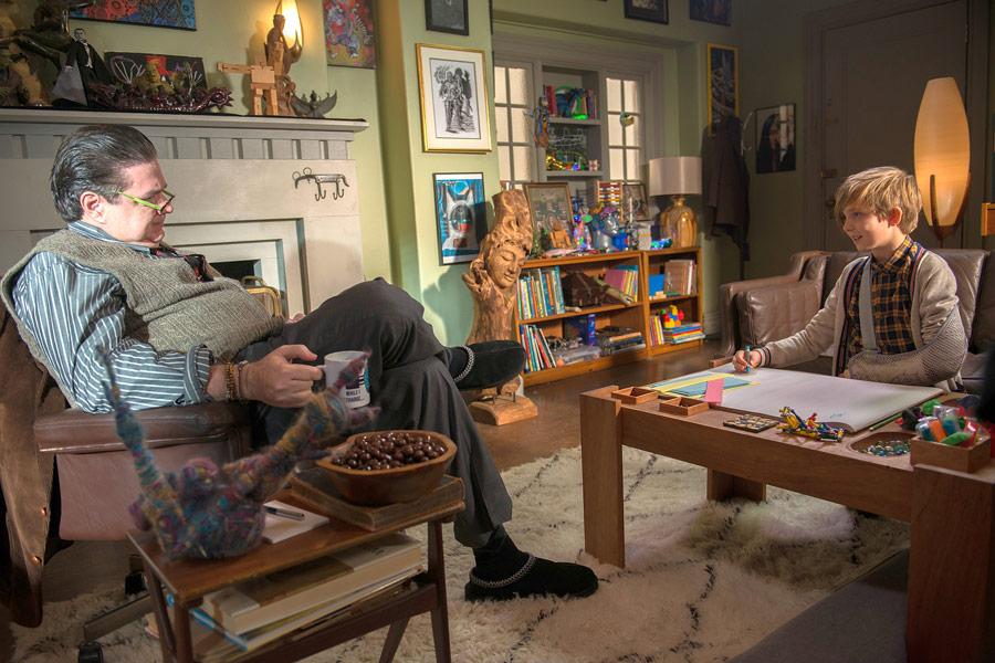 Spotkania Filmowe: 9 życie Louisa Draxa - napisy