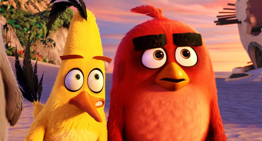 Filmowe Lato: Angry Birds Film 3D
