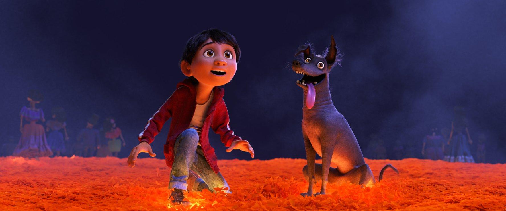 Coco 3D - dubbing