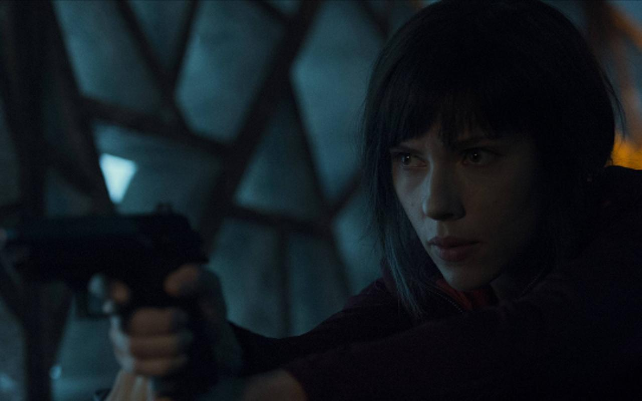 Ghost in the Shell - napisy