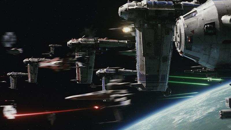 Gwiezdne wojny: Ostatni Jedi 3D - napisy