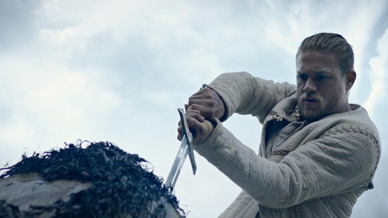 Król Artur: Legenda miecza - napisy