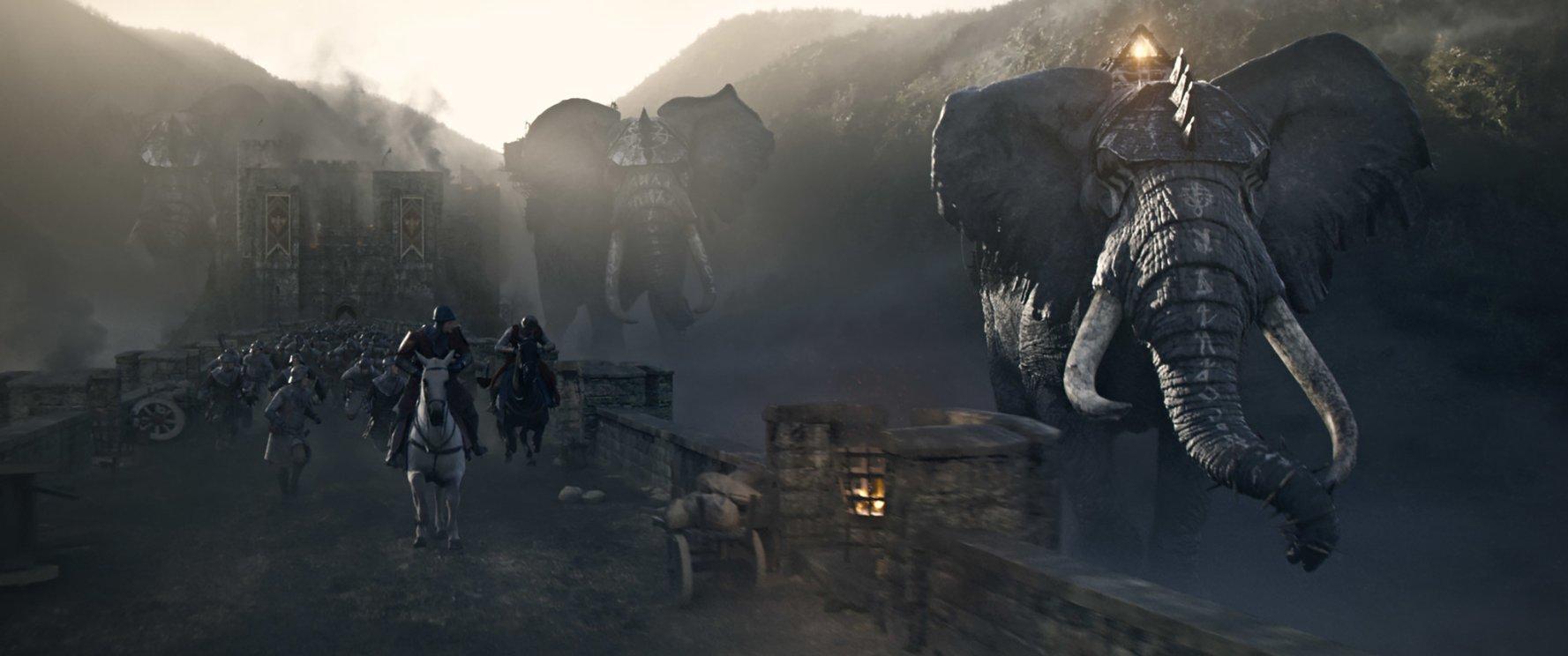 Król Artur: Legenda miecza 3D - napisy