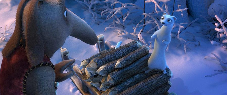 Królowa Śniegu 3: Ogień i lód - dubbing