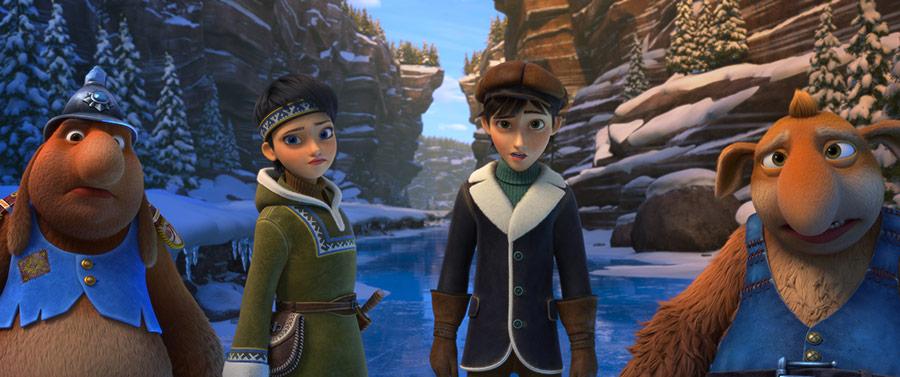 Królowa Śniegu 3: Ogień i lód 3D - dubbing