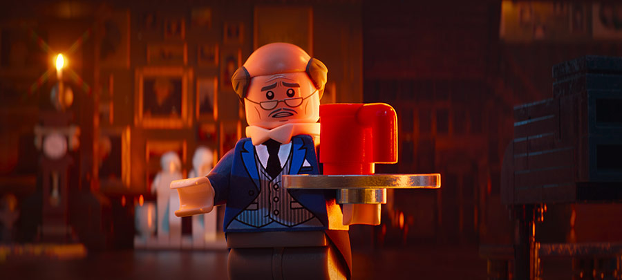 Lego Batman: Film - dubbing