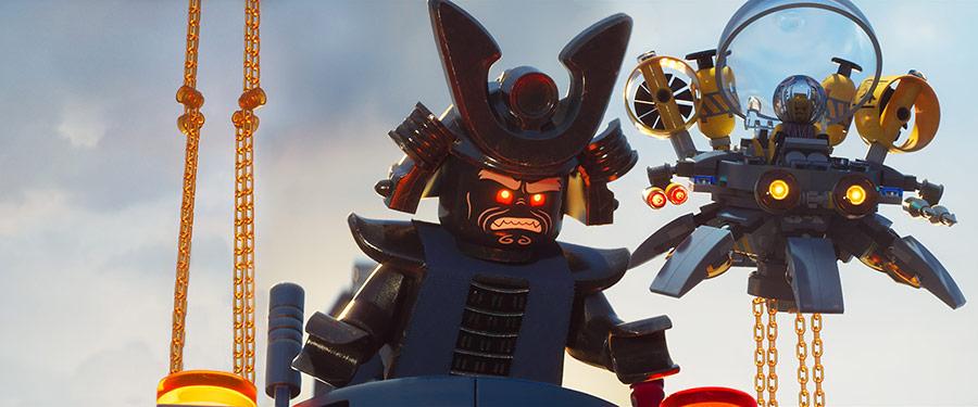 LEGO® NINJAGO: FILM - dubbing