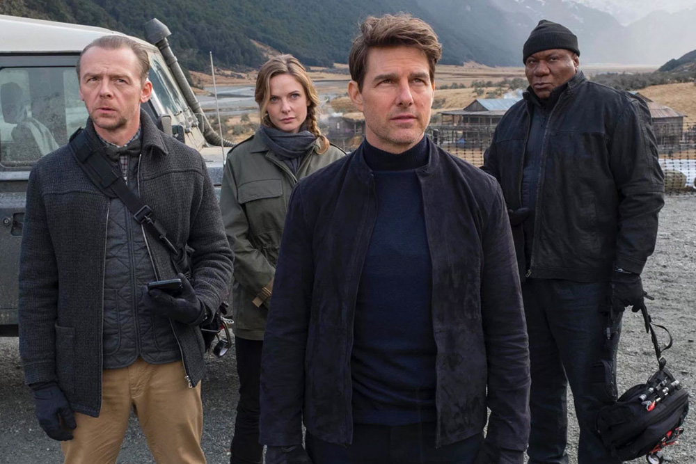 Mission: Impossible - Fallout - napisy