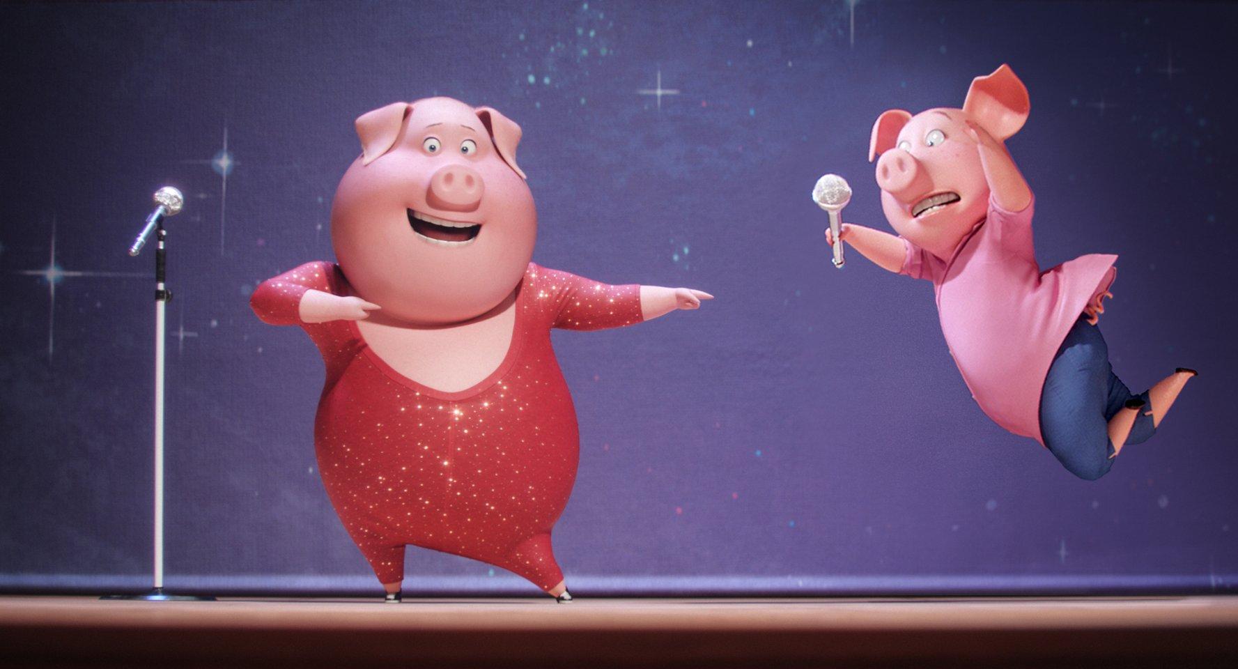 Bajkoranki: Sing - dubbing