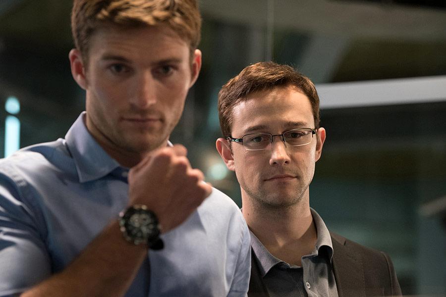 Spotkania Filmowe: Snowden