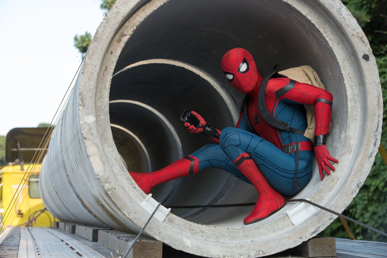 Spider-Man: Homecoming - napisy