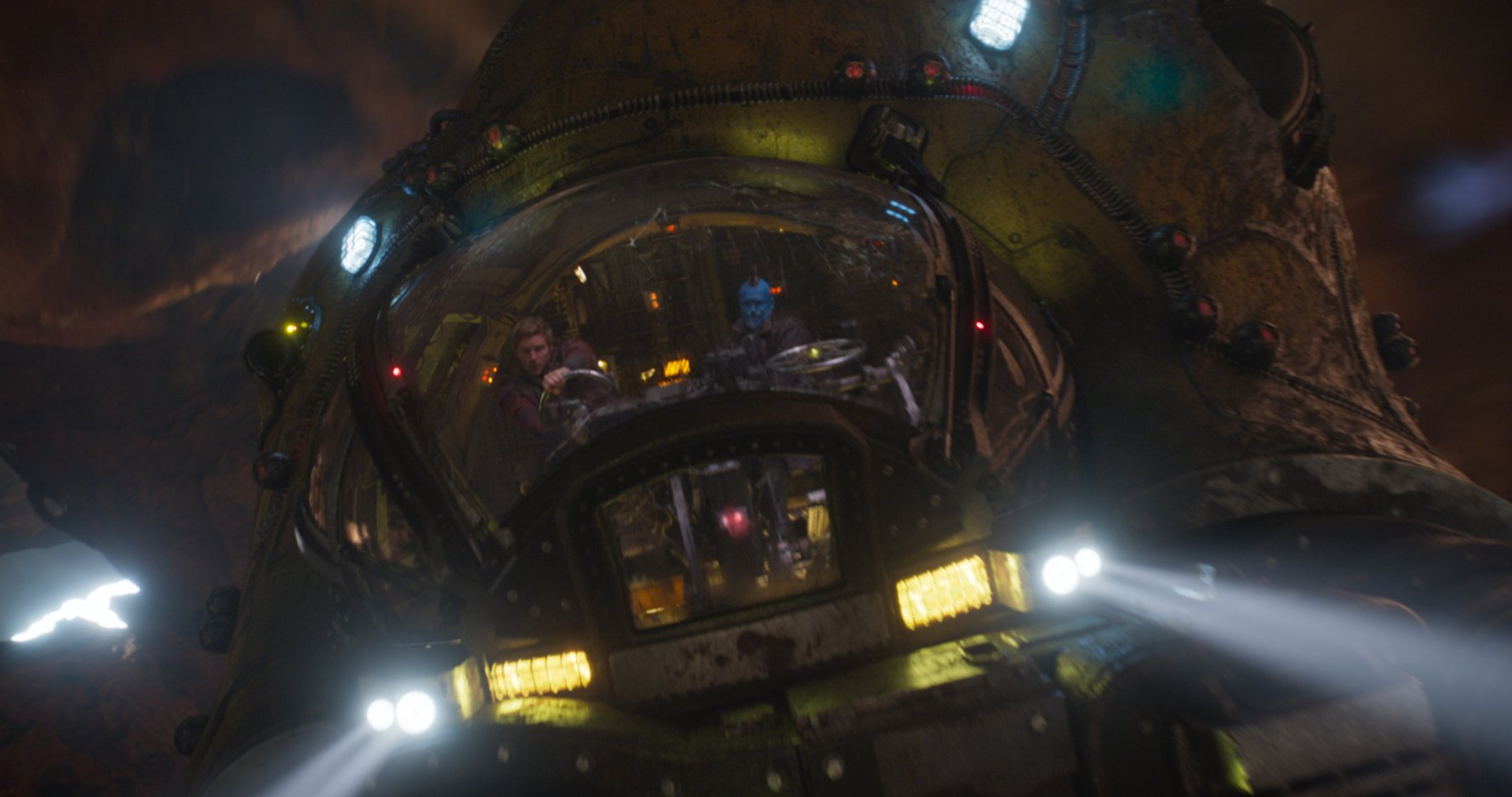 Strażnicy Galaktyki 2 - napisy