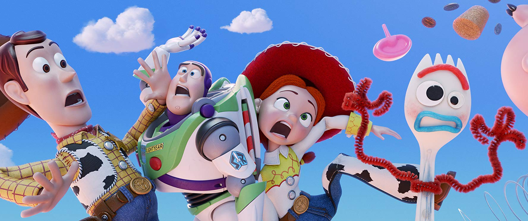 Toy Story 4 - dubbing