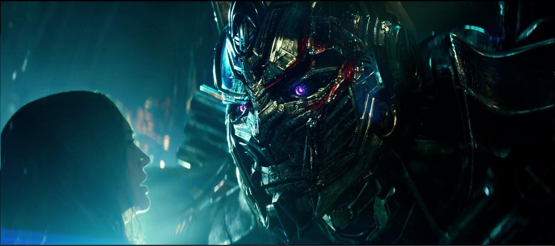 Transformers: Ostatni Rycerz - dubbing