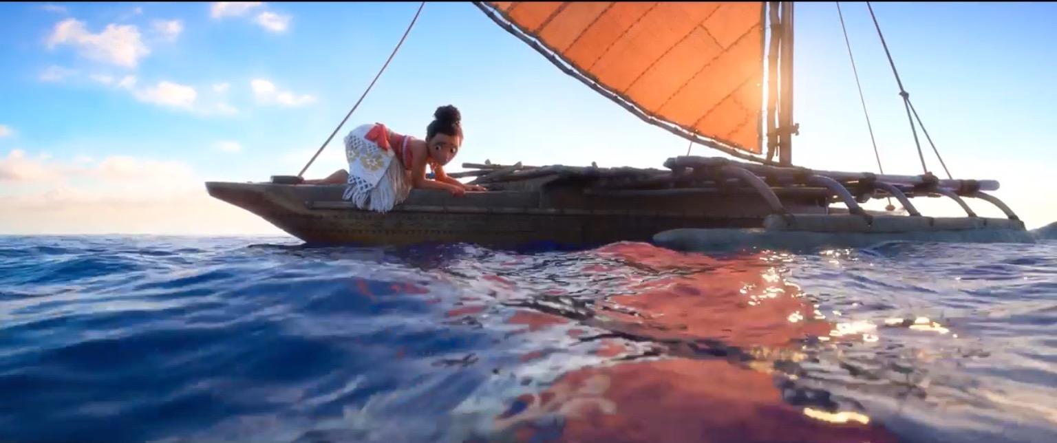 Bajkoranki: Vaiana. Skarb oceanu - dubbing