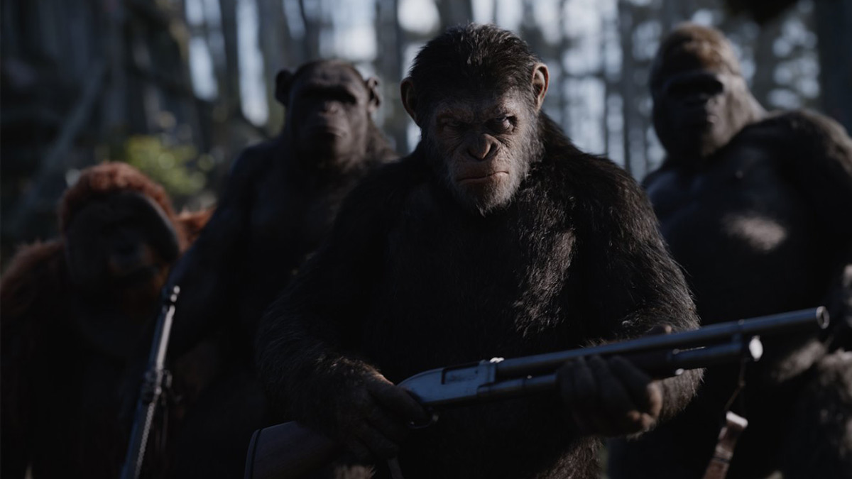 Przedpremiera: Wojna o planetę małp - napisy