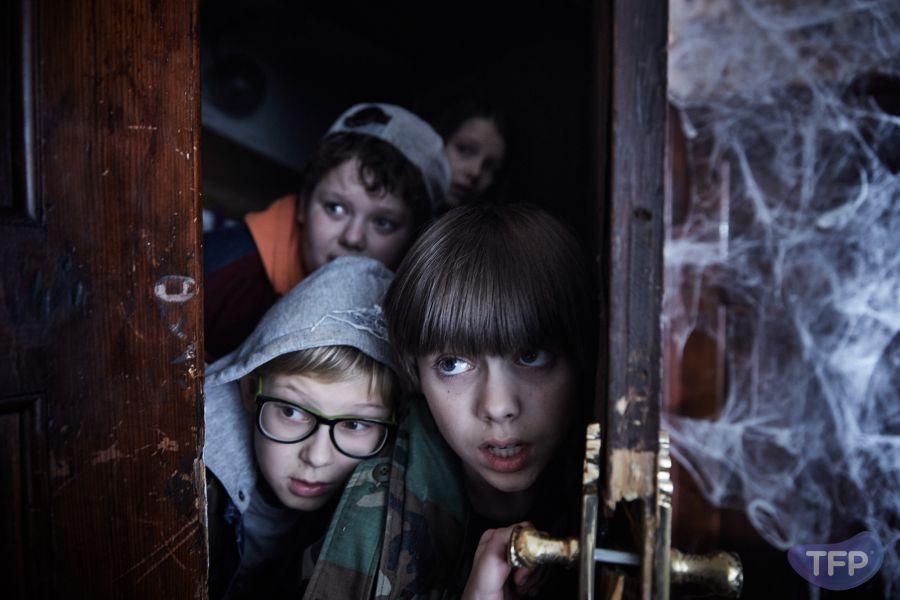 Bajkoranki: Za niebieskimi drzwiami