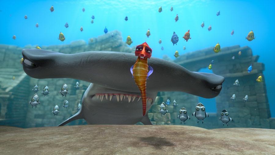 Żółwik Sammy 2 3D