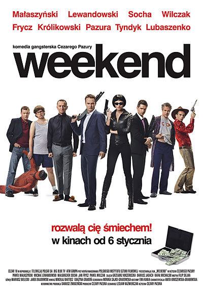 Weekend (2011) PL DVDrip XviD-DGBTS / FiLM Polski