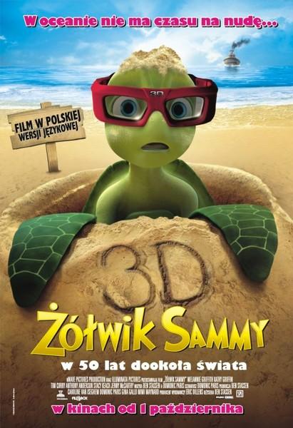Żółwik Sammy: W 50 lat dookoła świata (2010) DVDRip.XviD Dubbing PL