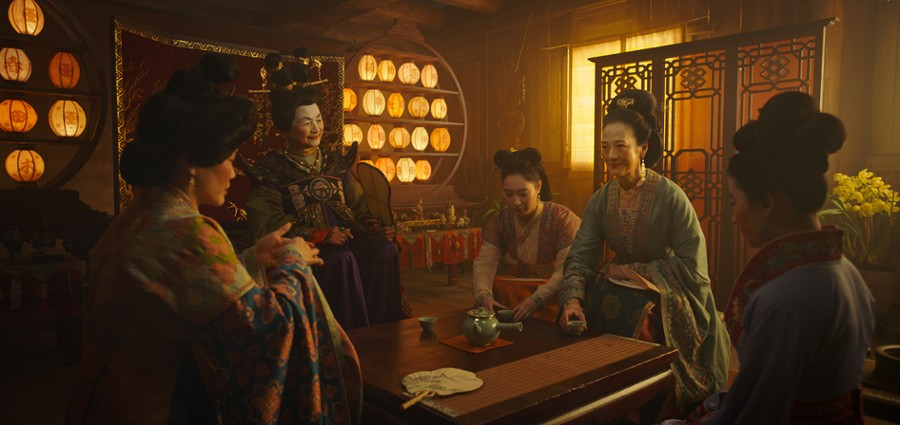 Mulan - dubbing